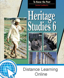 Heritage Studies 6 Online with Books