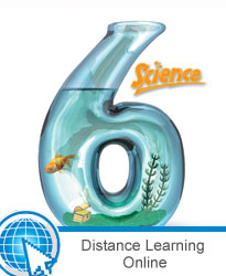 Science 6 Online with Books (3rd ed.)