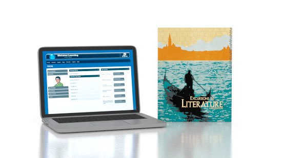 Excursions in Literature Online with Books (3rd ed.)