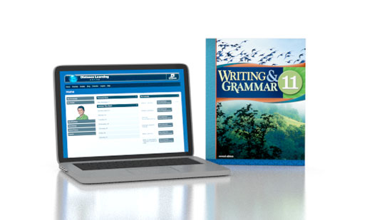Writing & Grammar 11 Online with Books (2nd ed.)
