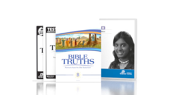 Bible Truths B DVD with Books (3rd ed.)