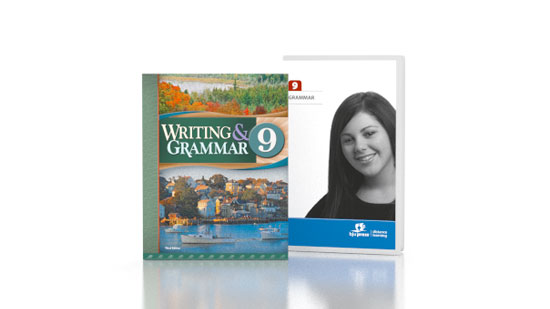 Writing & Grammar 9 DVD with Books (3rd ed.)