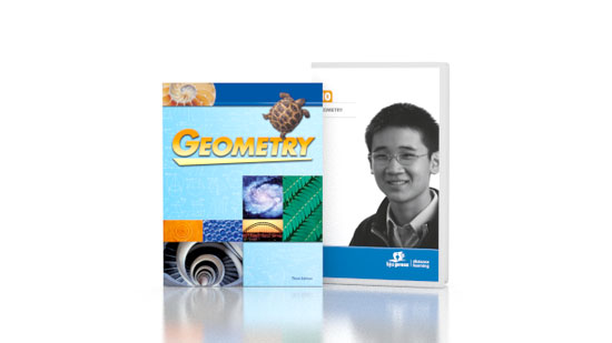Geometry DVD with Books (3rd ed.)