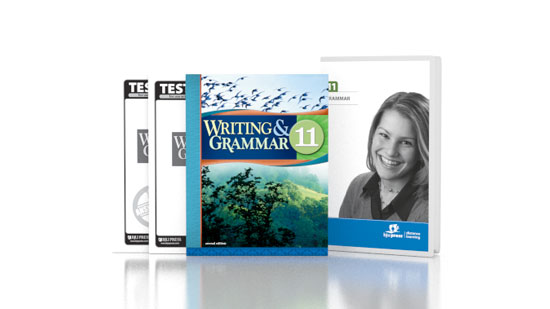 Writing & Grammar 11 DVD with Books (2nd ed.)
