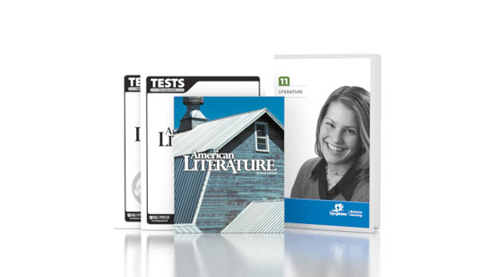 American Literature DVD with Books (2nd ed.)