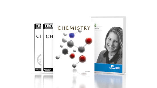 Chemistry 11 DVD with Books (3rd ed.)