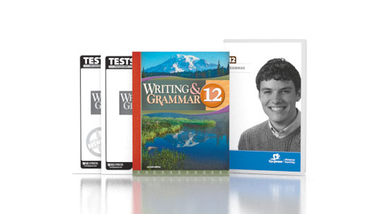 Writing & Grammar 12 DVD with Books (2nd ed.)