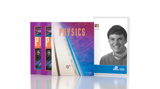 Physics 12 DVD with Books (2nd ed.)