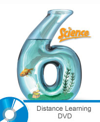 Science 6 DVD Only