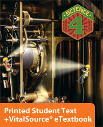 Science 4 eTextbook & Printed ST (4th ed.)