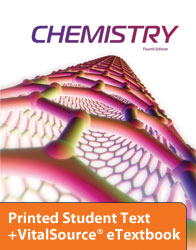 Chemistry eTextbook & Printed ST (4th ed.)