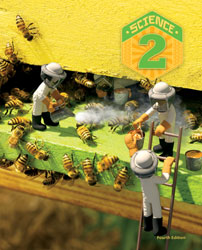 Science 2, 4th ed. by BJU Press (textbook cover image)