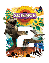 Science 2, 5th ed. by BJU Press (textbook cover image)