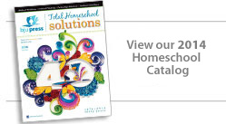 check out the 2014 BJU Press homeschool catalog