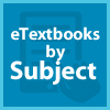 eTextbooks by Subject