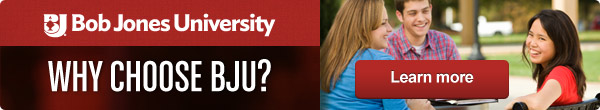 Why Choose BJU?
