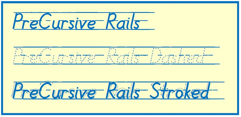 PreCursive Rails samples