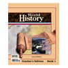 World History Teacher's Edition (2nd ed.)