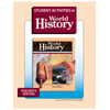 World History Student Activities Teacher's Edition