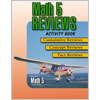 Math 5 Reviews Activity Book