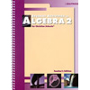 Algebra 2 Student Activities Manual Teacher's Edition (2nd ed.)