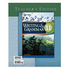 Writing & Grammar 11 Teacher's Edition (2nd ed.)