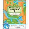 Phonics, English, and Handwriting 1 Online with Books