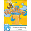 Spelling 1 Online with Books