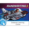 Handwriting 3 Online with Books