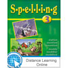 Spelling 3 Online with Books