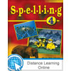 Spelling 4 Online with Books