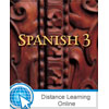 Spanish 3 Online with Books