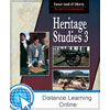 Heritage Studies 3 Online Only