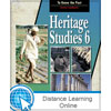 Heritage Studies 6 Online Only