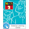 Math 2 Online with Books