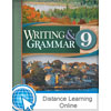 Writing & Grammar 9 Online with Books