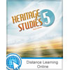 Heritage Studies 5 Online Only