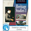 Heritage Studies 1 Online Only