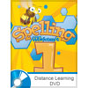 Spelling 1 DVD with Books (2nd ed.)