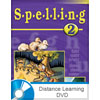 Spelling 2 DVD with Books (updated 1st ed.)
