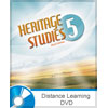 Heritage Studies 5 DVD with Books (3rd ed.)