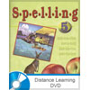 Spelling 5 DVD with Books (updated 1st ed.)