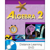 Algebra 2 DVD with Books (2nd ed.)