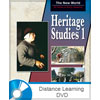 Heritage Studies 1 DVD Only