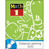 Math 1 DVD Only