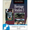 Heritage Studies 3 DVD Only