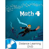 Math 4 DVD Only