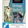 Heritage Studies 6 DVD Only