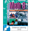 Math 6 DVD Only