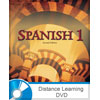 Spanish 1 DVD Only (2nd ed.)